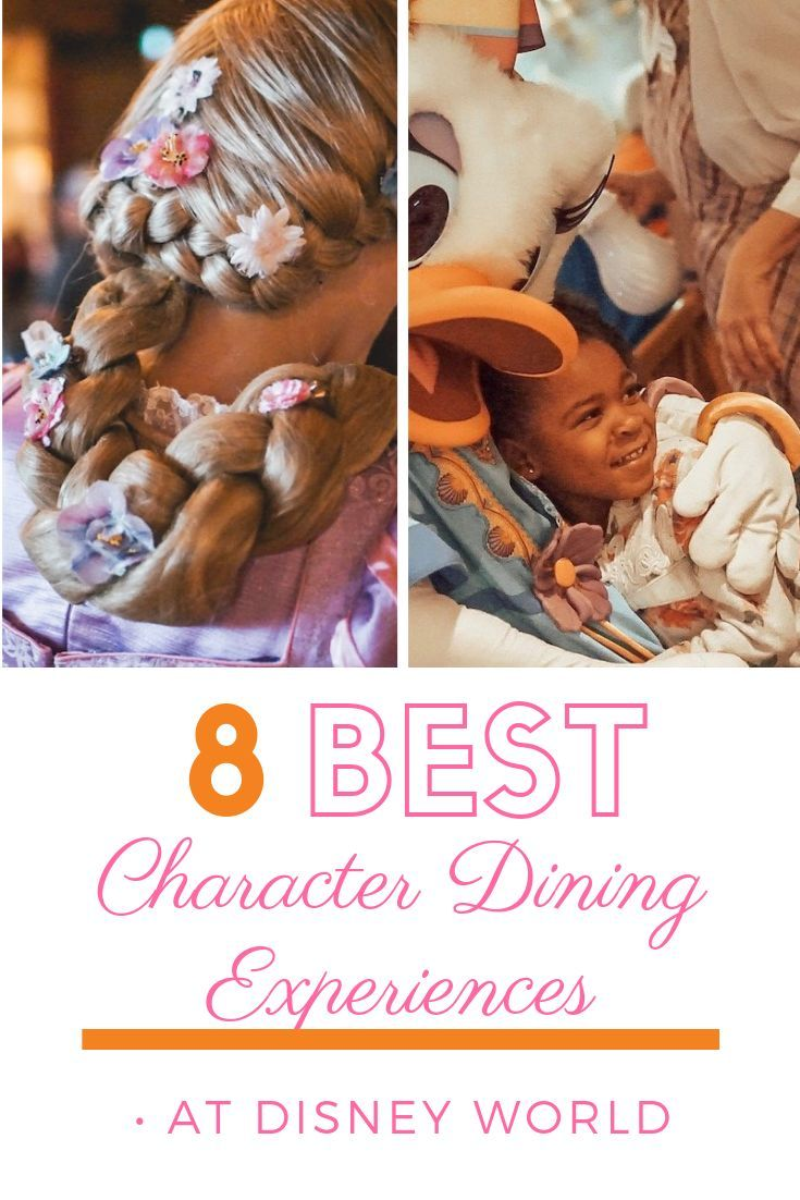 The Best Character Dining at Disney World – Top 8 Places!