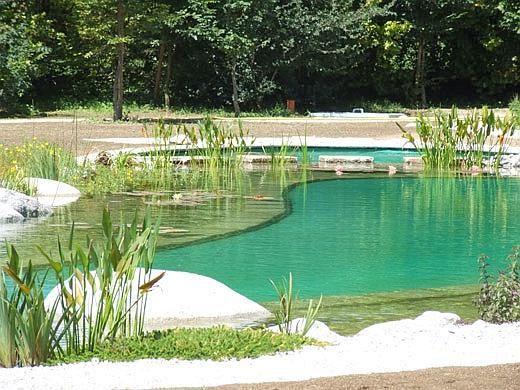 10 ideas de piscinas naturales y sostenibles bohemian and chic - Piscinas Naturalizadas