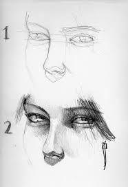 Resultado de imagen para dibujar nariz