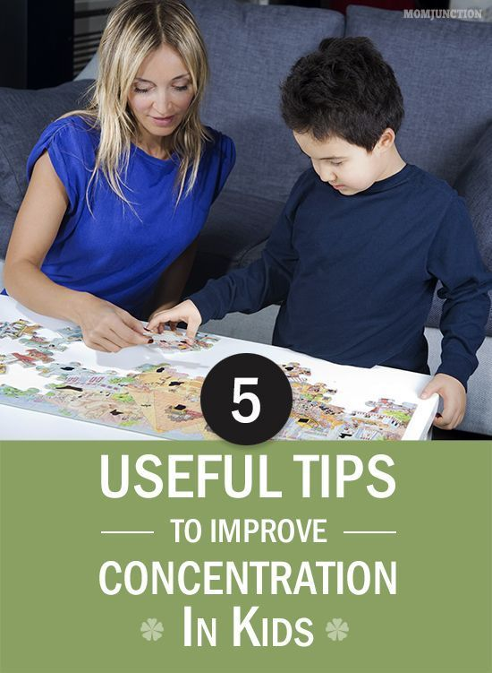 Are you worried about your kid's lack of concentration & his deteriorating academic performance? These tips on how to improve concentration in kids will help you