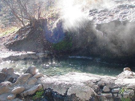 Idaho Hot Springs: Loftus Natural Hot Spring
