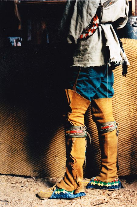 Woodland leggings
