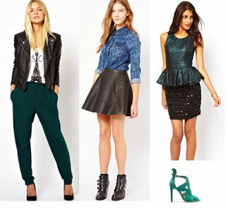 www.BEAUTYKEYinTheCITY.pl: Fashion Tips: Stylizacje dla Rożka i Gruszki, Jesień/Zima 2013/2014
