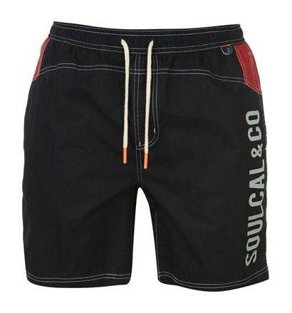 SoulCal Logo Swim Shorts