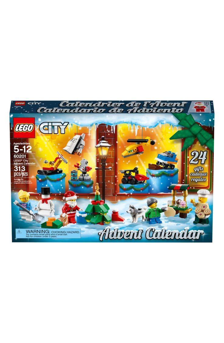 Best Merry And Bright Advent Calendars Lego City Advent Calendar