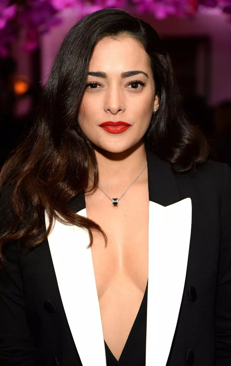 Natalie Martinez arrives to BVLGARI Save The Children STOP THINK GIVE PreOscar Event in Beverly Hills