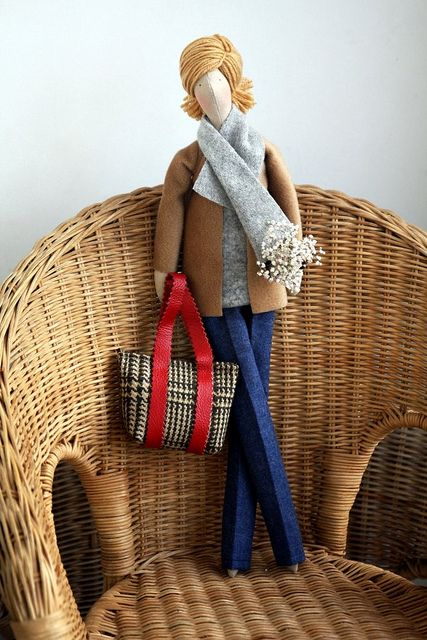 Norah by made by agah, via Flickr