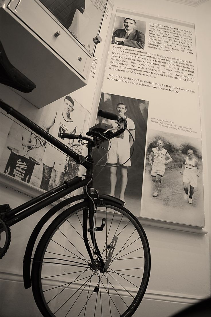 Take a trip down memory lane in the newly refurbished and updated Comrades Marathon Museum. Paying tribute to #TheUltimateHumanRace