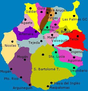 provinciile-insulei-gran-canaria