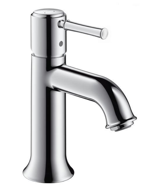 Hansgrohe Talis Classic Tvättställsblandare m/Bottenventil, Krom