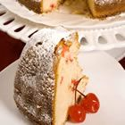 """Cherry Pound Cake    By: RAYNEBOW  """"My grandmother always made this creamy cake for Christmas morning. It's so pretty and tastes wonderful! Now that Nana is gone, I'm continuing the tradition."""""""
