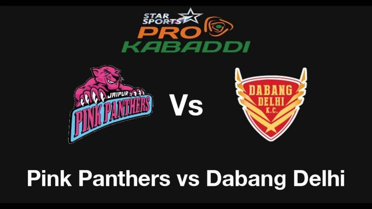 Jaipur Pink Panthers vs Dabang Delhi K.C. Pro Kabaddi League match prediction 29 Jul