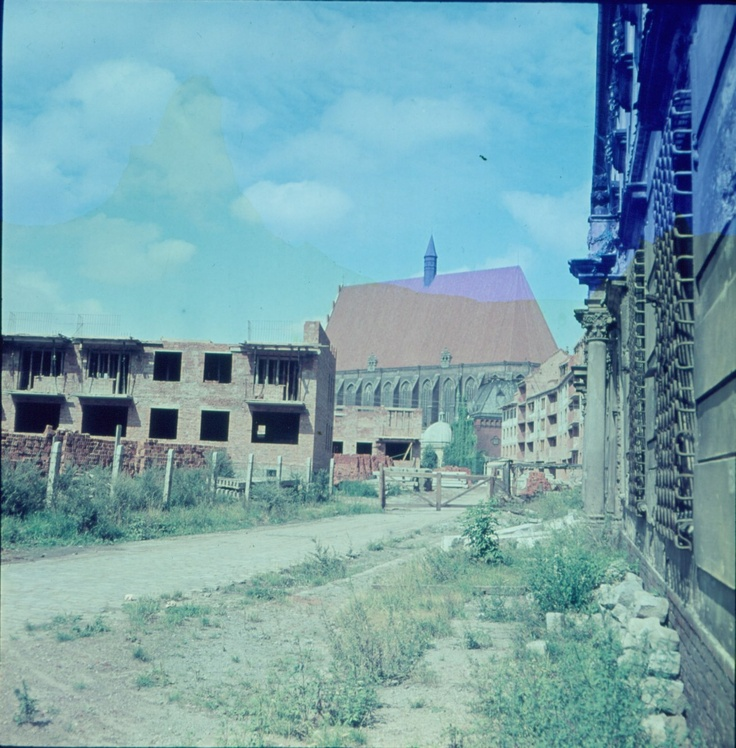 Nysa (Poland) 1960s
