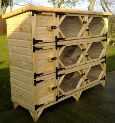 17 best ideas about rabbit hutches on pinterest bunny for Super pet hutch