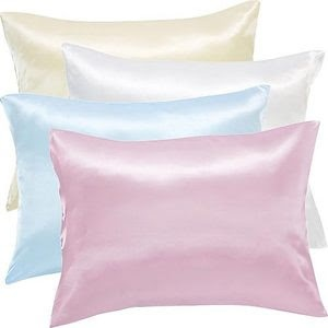 Silk Vs Satin Pillowcase Enchanting 51 Best Satin Pillowcases Of Courseimages On Pinterest 2018