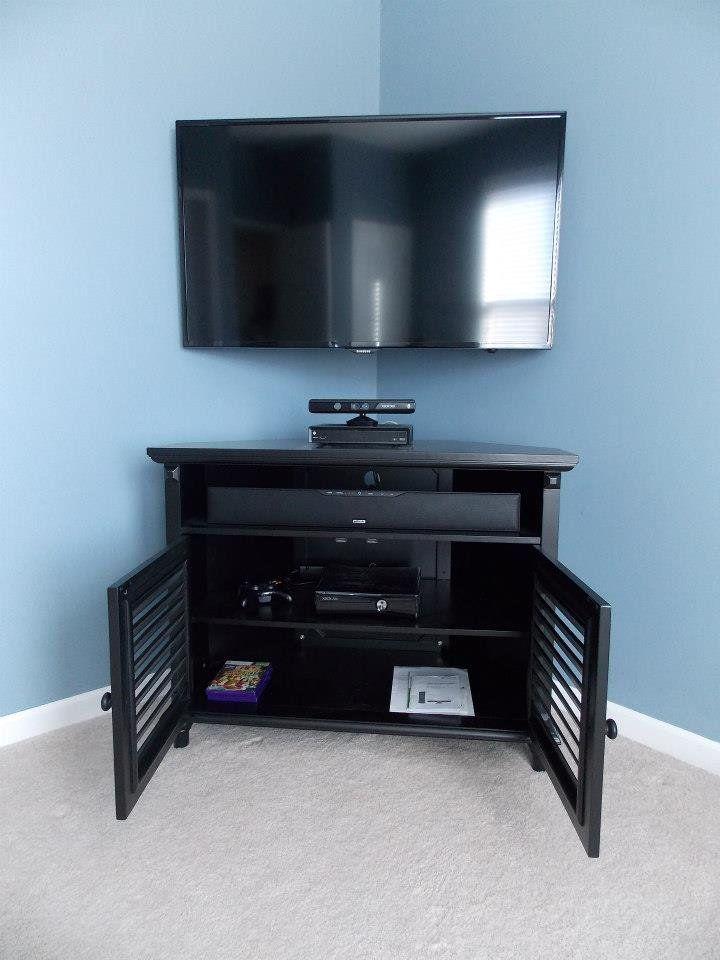 tv on wall corner. atlanta home electronics - peachtree corners, ga, united states. 42\ tv on wall corner