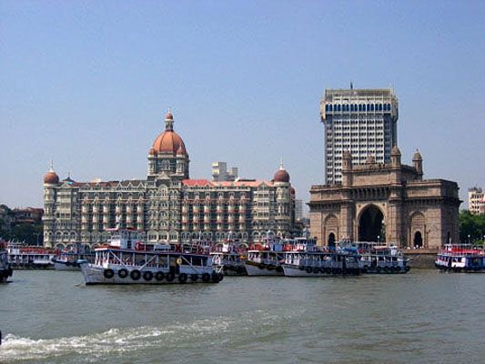 The Gateway of India and the Taj Mahal Hotel. Built in 1911 to commemorate the visit of King George V and Queen Mary, the Gateway of India is one of the major landmarks of Mumbai. Ironically, it was through this very same gateway that the British departed from India. One of India's great industrialists Sir J N Tata built the landmark Taj Mahal Hotel in 1899 after he was refused entry to a British club on account of being 'a native'. This was also one of the hotels attacked by terrorists in…
