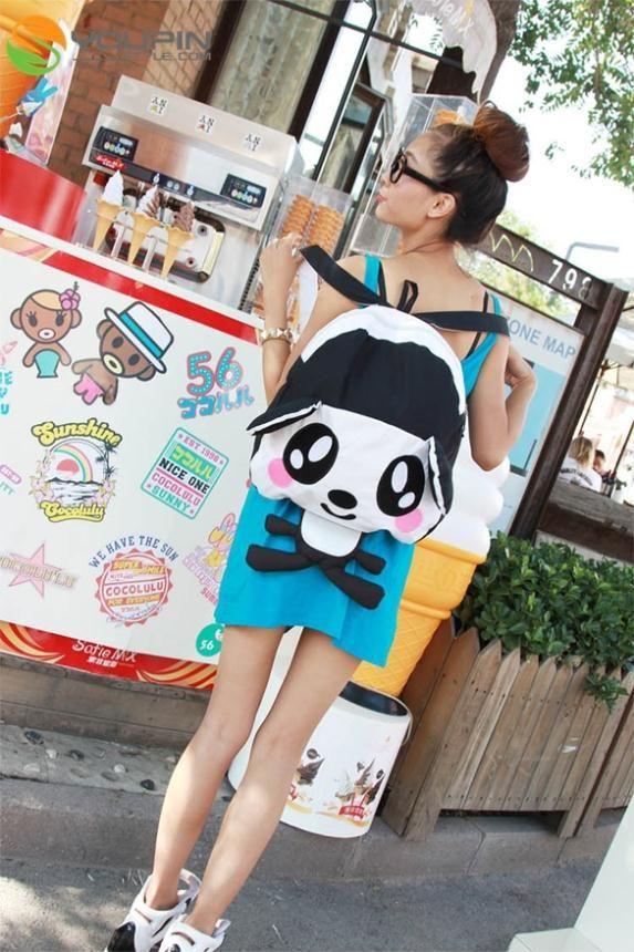 M s de 20 ideas incre bles sobre nuevo bolso de estudiante for Andy panda jardin de infantes