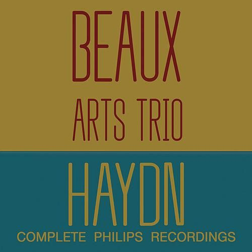 Haydn: Complete Philips Recordings de Beaux Arts Trio