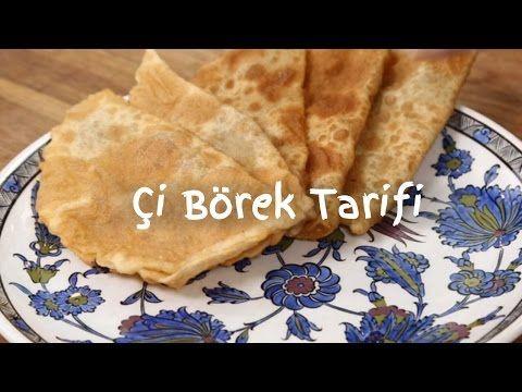 Çi Börek Tarifi - YouTube