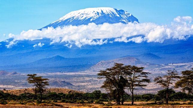 Visita los volcanes dormidos más impactantes del planeta: Monte Kilimanjaro