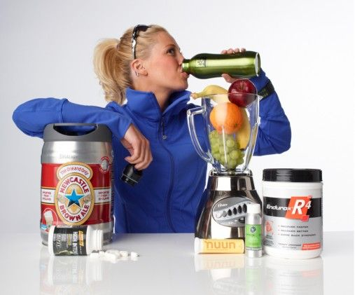 There's a lot of bad sports nutrition information floating around. The only way to cut through the myths and find the truth about how to