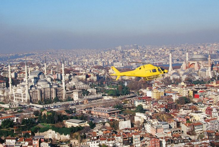 Istanbul Life Organisation Private Tours in Istanbul,Helicopter Tour in Istanbul Istanbul Helicopter Tour Everyday! 30 Mins