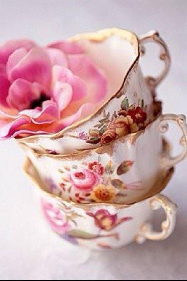 Stacked tea cups! #howdoyoustackup   #HowDoYouStackUp ...