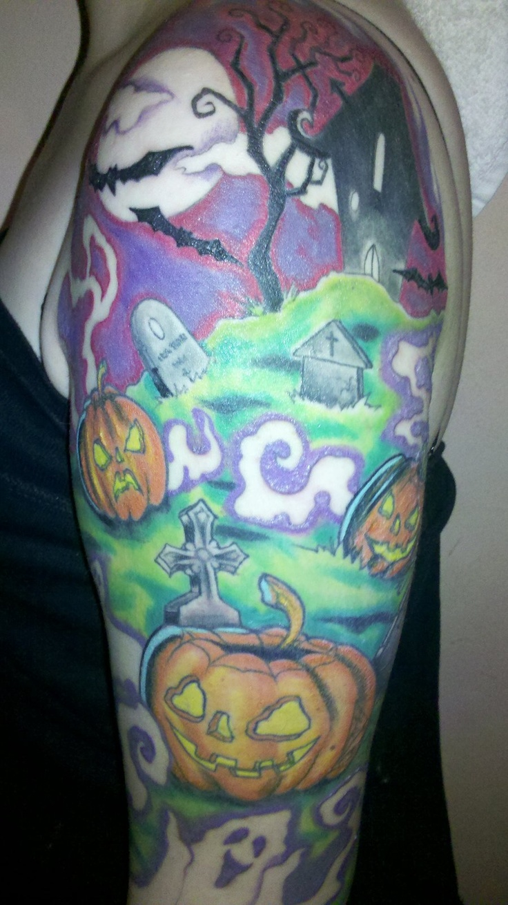 45 best Halloween Tattoos images on Pinterest