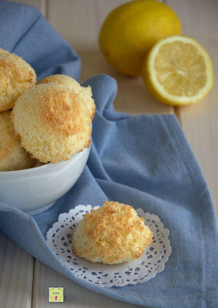 pasticcini cocco e limone gp