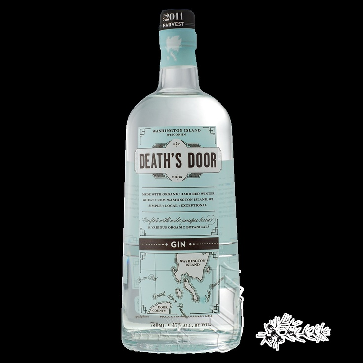 Death's Door 2005 Gin buy at http://ginobility.de/deaths-door-gin.html#