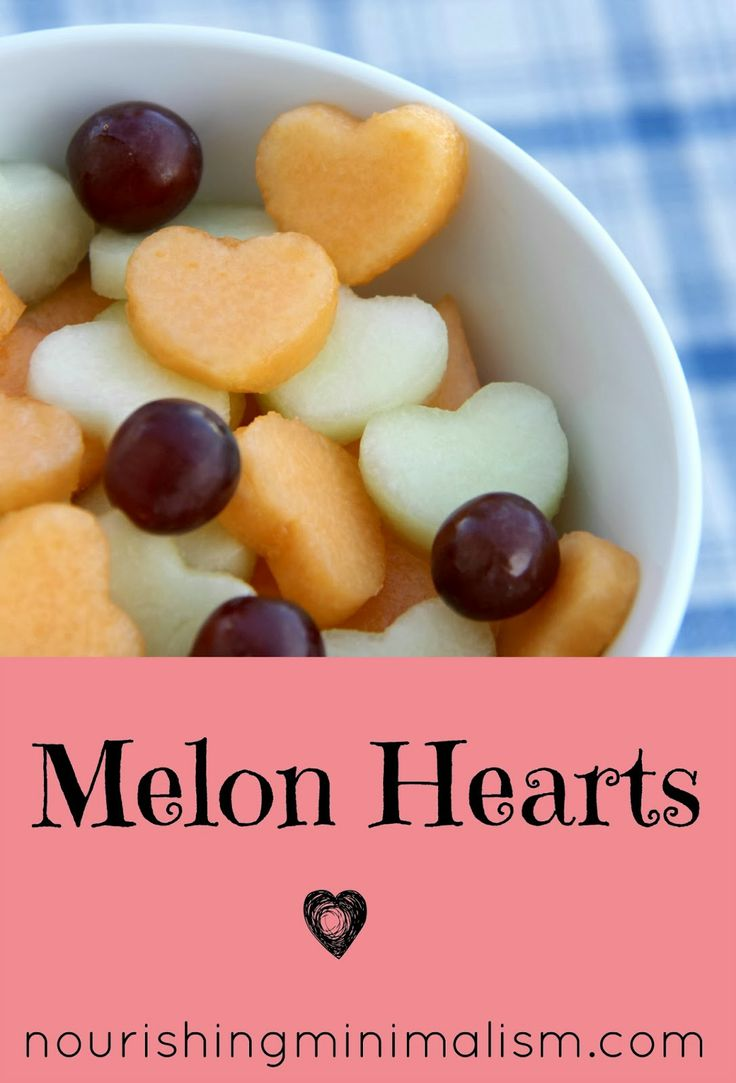 Paleo valentine s day meal ideas - Melon Hearts A Simple And Cute Lunchbox Idea School Lunch Bento Lunch Bento Box Find This Pin And More On Paleo Valentines Day