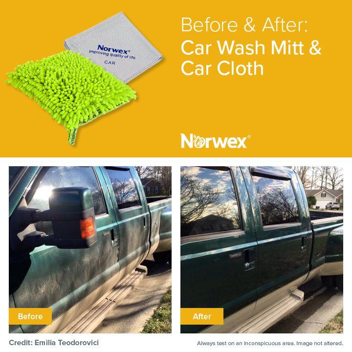Best Car Cleaning Mitt