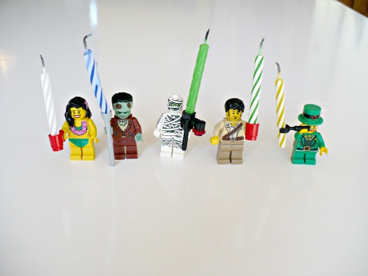 lego candle holders  idea from  http://therealpapasquat.blogspot.ca/2011/09/in-interest-of-pinterest.html