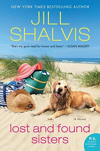 Lost and Found Sisters by Jill Shalvis at The Reading Cafe:  http://www.thereadingcafe.com/lost-and-found-sisters-by-jill-shalvis-review-giveaway/