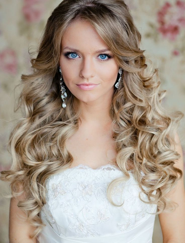 Terrific 1000 Images About Christmas Party Hair On Pinterest Long Curly Hairstyle Inspiration Daily Dogsangcom