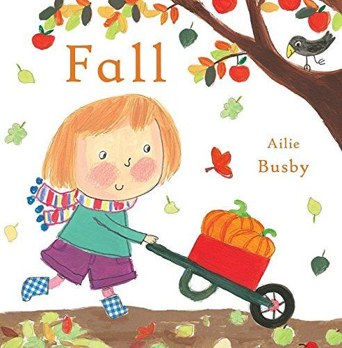 Twitter / PCHP @parentchildhome  11h11 hours ago #Fall Children's Book: Fall by @ailiebusby and published by @ChildsPlayBooks. #kidlit http://amzn.to/2dwp127