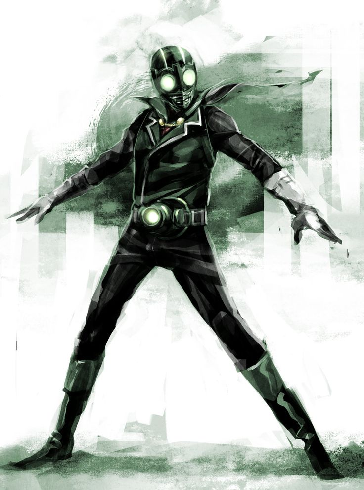 Kamen Lantern(Kamen Rider +Green Lantern) by naratani.deviantart.com on @deviantART