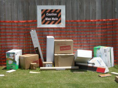 Best 25 Construction Party Games Ideas On Pinterest