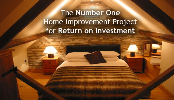 15 best winter home improvement images on pinterest home for Best return on investment home improvements