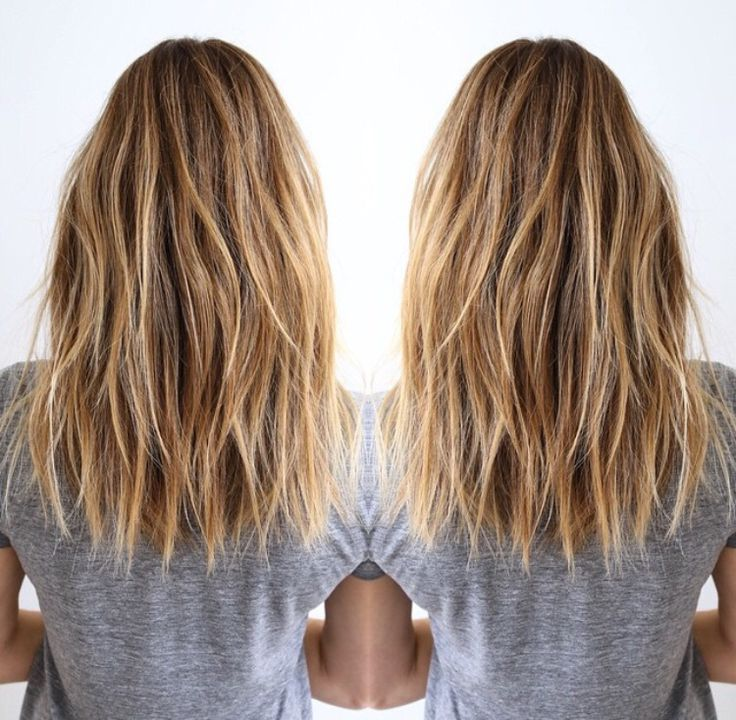 Surfer girl hair. Blonde hair. Natural. Sunkissed