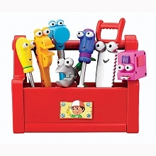 Fisher-Price - Handy Manny - Manny's Talkin' Tool Box