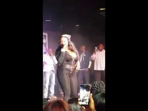 Foxy Brown Throwing Subliminal's At Remy Ma