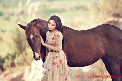 Moe Hay Ko Myanmar Actress Asia Actress