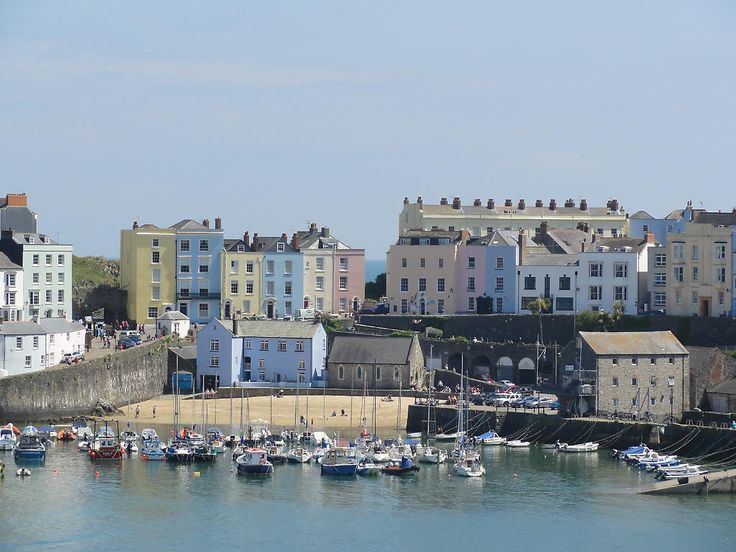 Tenby, Wales - as featured on our NEW Taste of Wales and Ireland Tour in 2013 - cietours.com