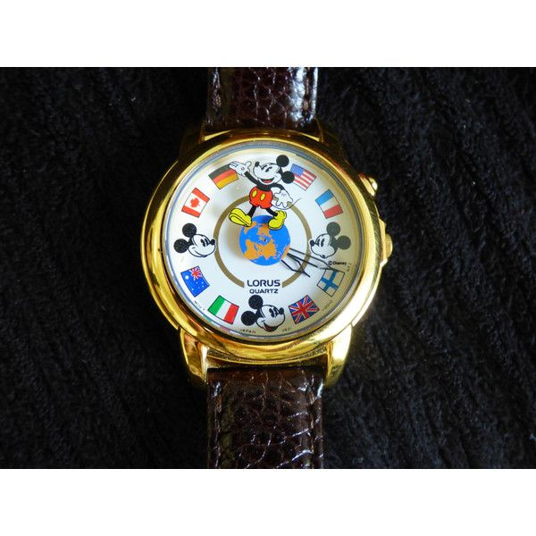 1000 Ideas About Lorus Mickey Mouse Watch On Pinterest