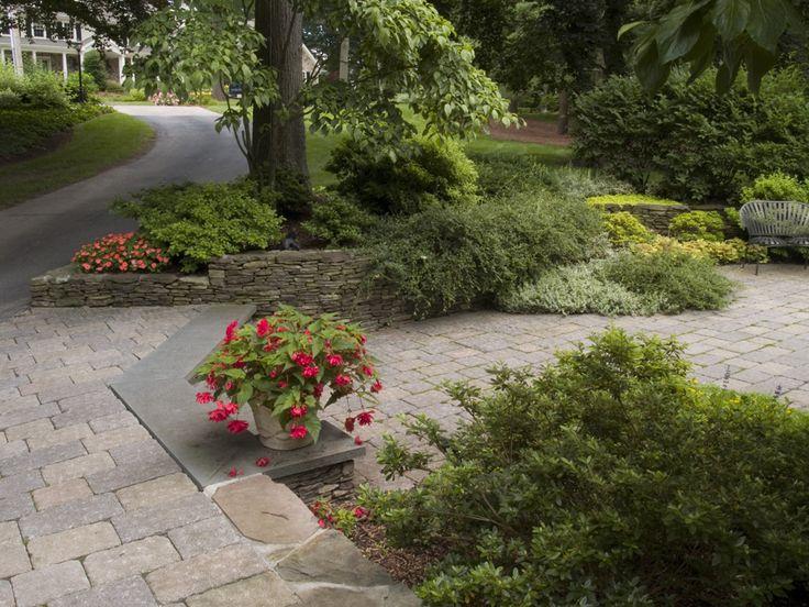 52 best Front Lawn Landscape Design images on Pinterest Gardens