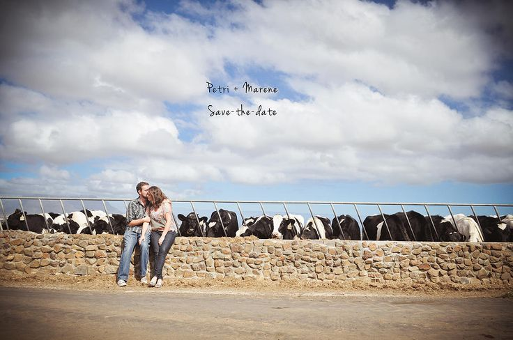 Save the date - Petri & Marene