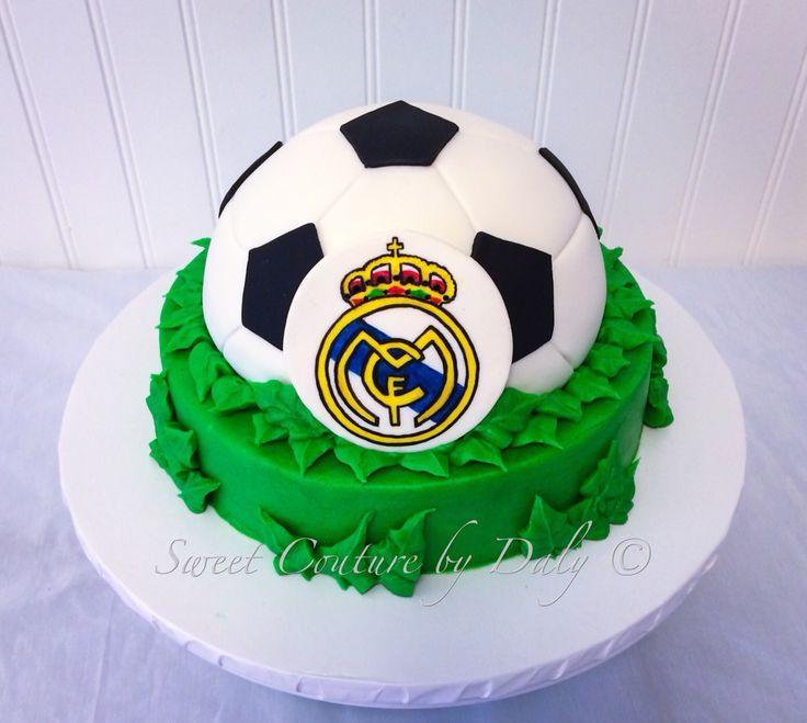 Die besten 17 Ideen zu Real Madrid Cake auf Pinterest ...