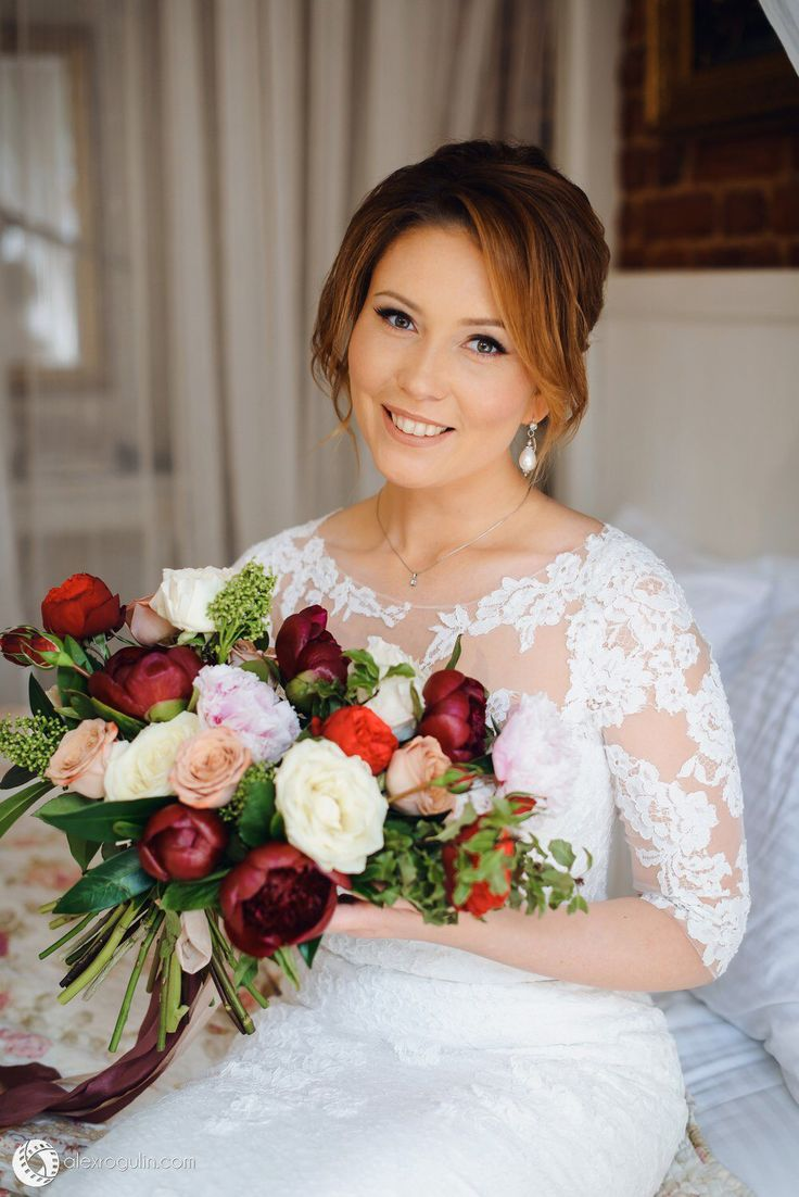 Wedding bouqet , bride Alexandra